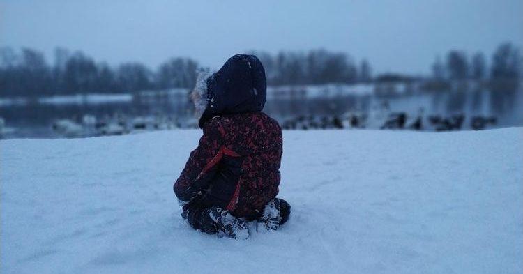 Sniegavīri un pastaigas mežā – fotoizstāde 'Mana ziema'